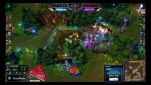 Boxed In_LOL Champs Spring 2013 Highlight Semi-Finals_Match2_by Ongamenet