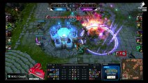 [Ongamenet] Tower Perfect_LOL Champs Spring Highlight ep.14_match3