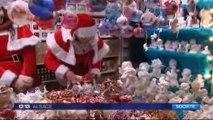 Colmar : le premier marché de Noël d'Alsace est ouvert depuis vendredi