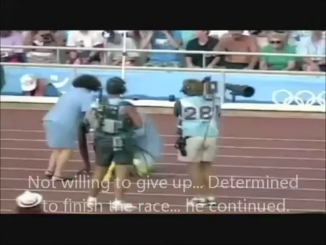 Emotional_Inspirational Track and Field Video