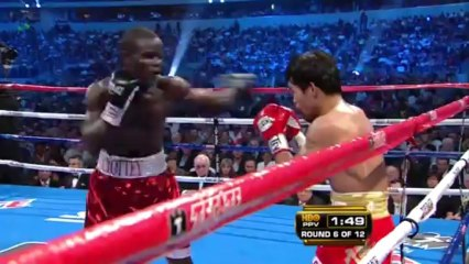 Manny Pacquiao vs Joshua Clottey HD