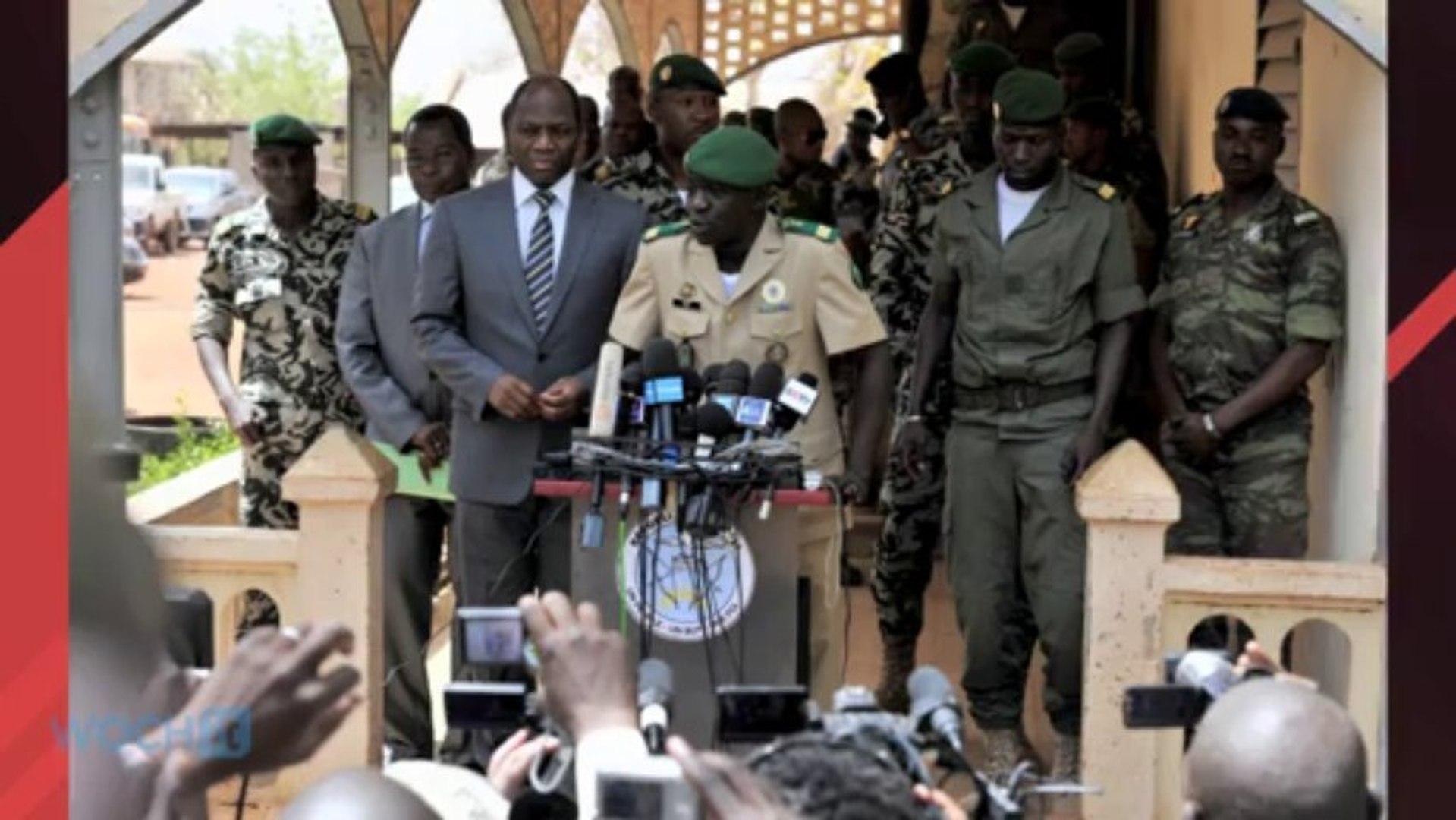 Mali's Ex-junta Chief Sanogo Detained: Defense Ministry