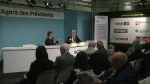 Pascal Imbert, Président du Directoire de SOLUCOM - Salon Actionaria 2013 : Agora des Présidents