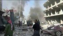 Syrie: des raids aériens sur Alep font au moins 29 morts