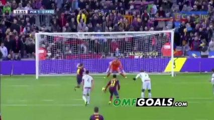 Обзор матча · Барселона (Барселона) - Гранада (Гранада) - 4:0