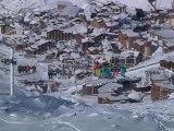 Ski: succès immédiat pour l'ouverture de la station de Val Thorens - 23/11