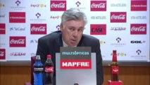 """Ancelotti: """"Ronaldo? Non sembra un infortunio grave"""""""