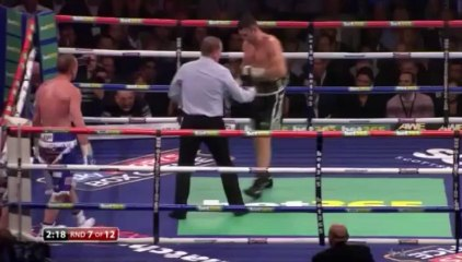 2013-11-23 Carl Froch vs George Groves