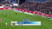Resumen UD Almería 0 - 5 Real Madrid HD