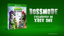 Plants vs Zombies Garden Warfare - Boss Mode Trailer Extended Version