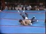 El Dandy vs. Angel Azteca (CMLL 6/1/90)