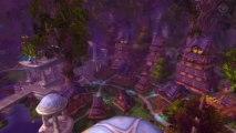 Darnassus : WoW en Top n°11 - Les capitales de WoW