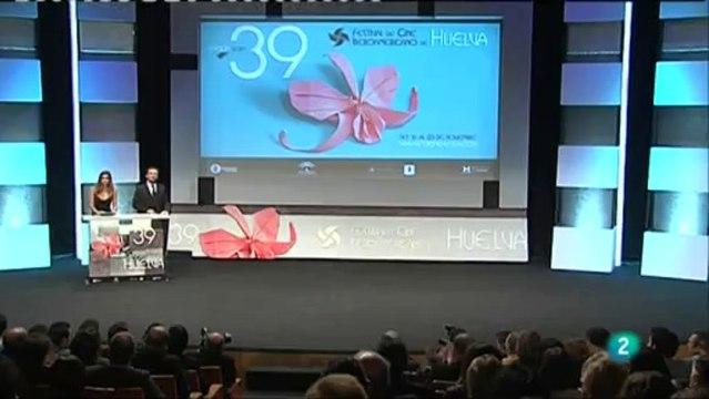 Norma Ruiz en el 39 Festival de Cine Iberoamericano de Huelva