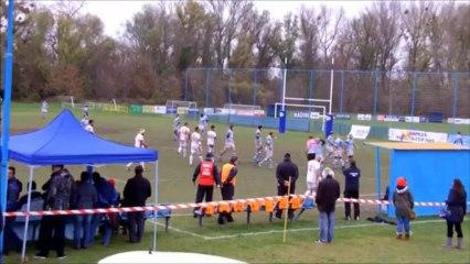 Rugby Slovakia vs Turkey nov13 first half