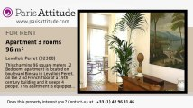 2 Bedroom Apartment for rent - Levallois Perret, Levallois Perret - Ref. 6476