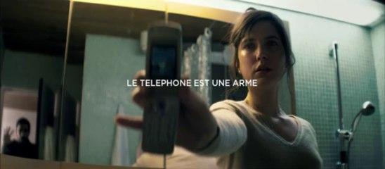 Le téléphone est une arme !