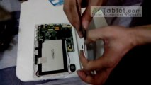 Touch Screen Replacement – Ainol Novo 7 Venus AX1 AW1 MYTH Tablet Disassembly