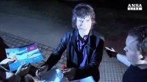Mick Jagger diventera' bisnonno