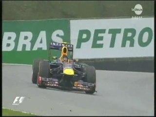 Dernier GP de Webber