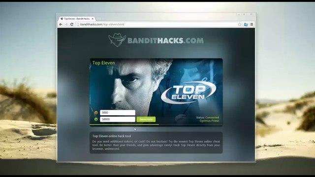 Gratuit Top Eleven Hack téléchargement Gratuit Free Top Eleven Hack Cheat - Tokens & Cash