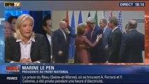 BFM Politique: L'interview de Marine Le Pen par Apolline de Malherbe - 24/11 1/2