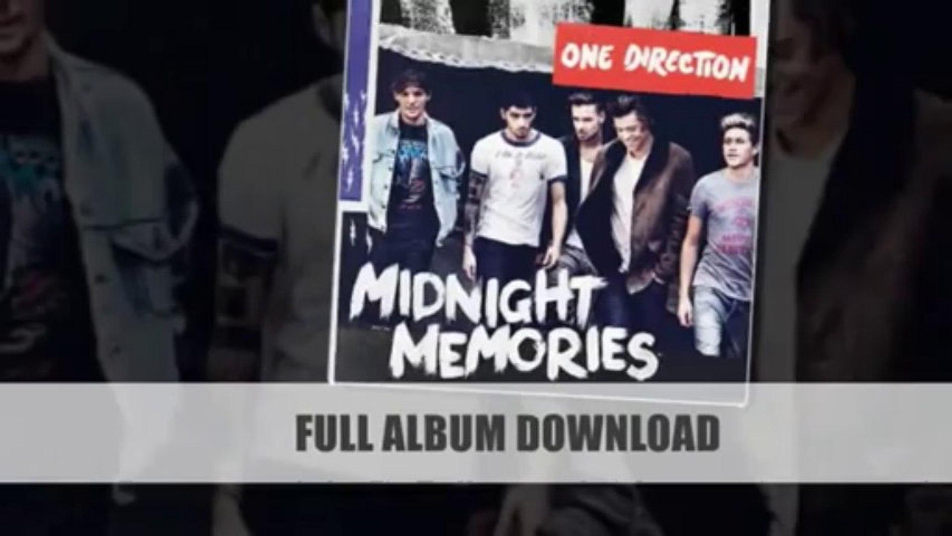 Midnight Memories Download - One Direction Full Album