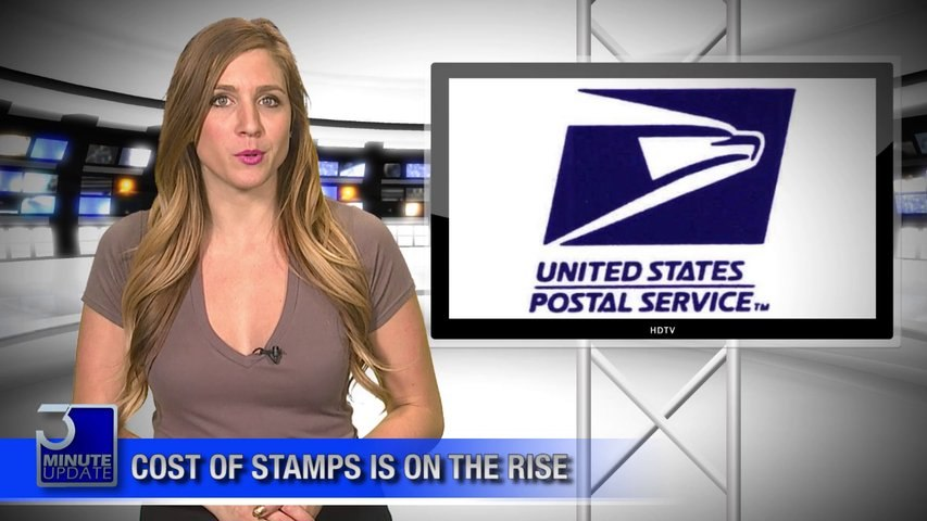 Cost of Stamps is on the Rise!