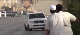 Car Drifting Fail in Saudi Arabia [MUST WATCH