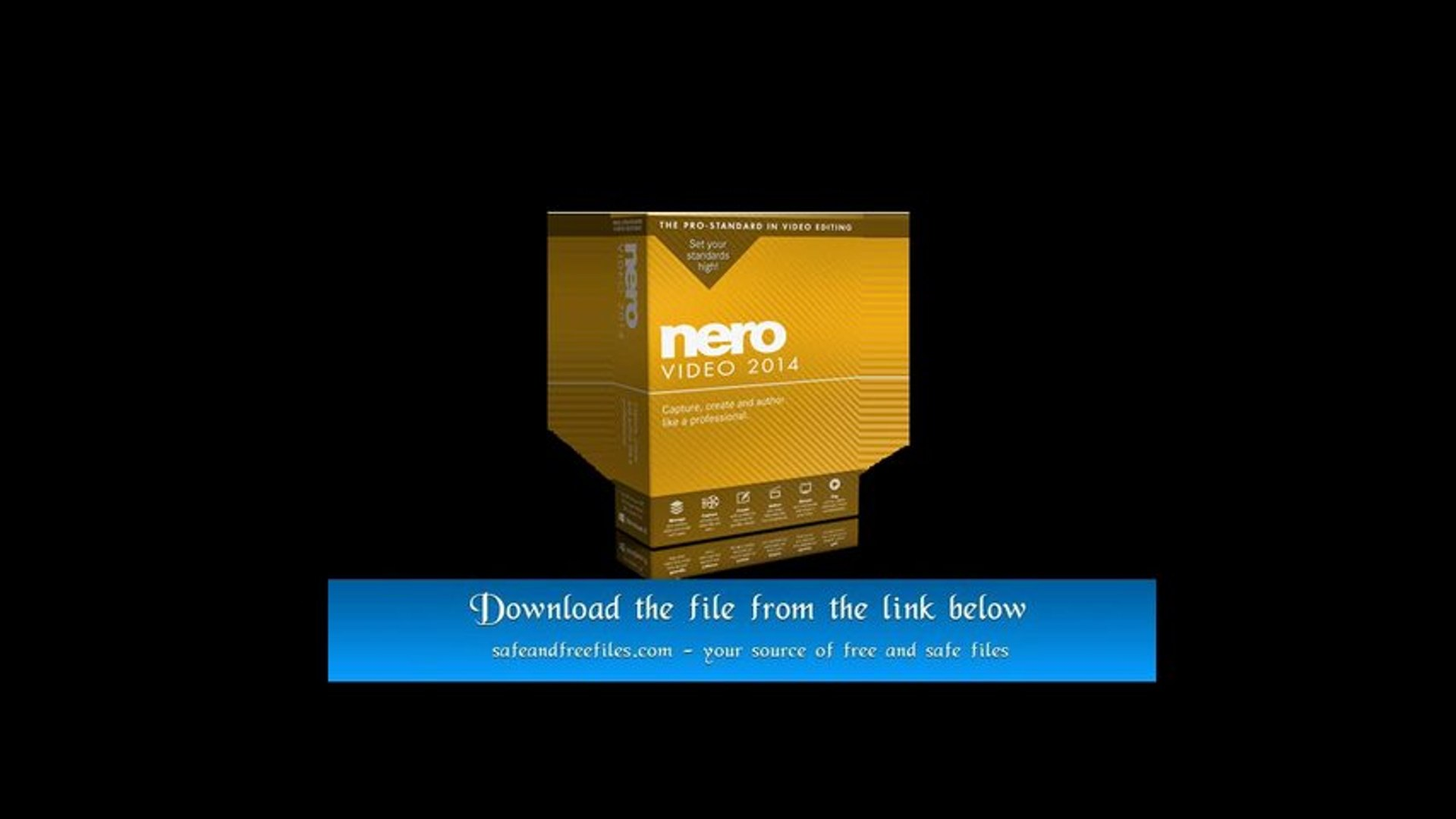 Nero Video 2014 V 15.0 Full Download with Crack For Windows and MAC