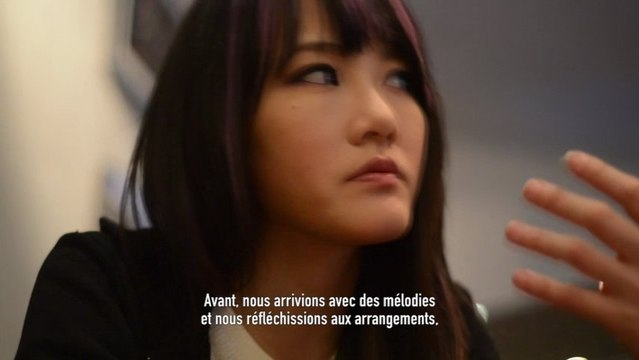 Interview with Chthonic in Paris - 15 11 2013