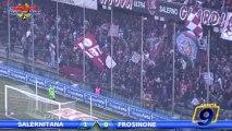Salernitana - Frosinone 1-0 | Highlights and Goals Prima Divisione Gir.B 13^ Giornata 24/11/2013