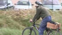 C2 Web-doc Mobilités dans l'Hérault, Un maçon à vélo ?