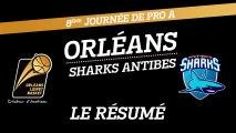 Le Résumé - J08 - Orléans reçoit Antibes