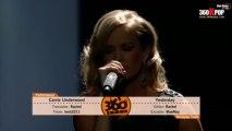 [Vietsub+Kara] Carrie Underwood - Yesterday@2013 Emmy Awards {Nonkpop Team}[360kpop]