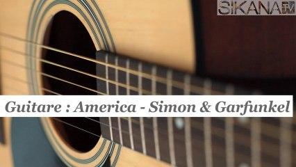 Cours de guitare : jouer America de Simon & Garfunkel