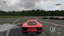 Forza Motorsport 5 Walkthrough - Lamborghini Aventador Gameplay - Top Gear Track (Xbox One)