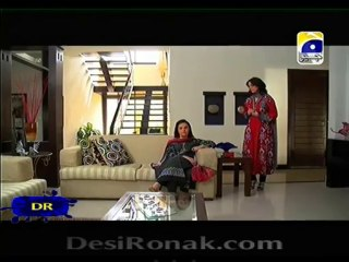 Ek Kasak Reh Gayi - Episode 21 - November 25, 2013 - Part 2