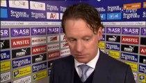 31-03-10 Mario Been na Feyenoord - Vitesse