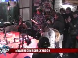 #CetaitSurSkyrock : GROSSE EXCLU de Maitre Gims aux micros de Planète Rap pour le live de Zombie!