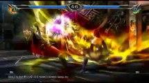 Soul Calibur V | Ranked Online Match - Nashita Versus Amy
