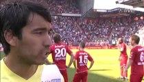 18-04-10 Giovanni van Bronckhorst na FC Twente - Feyenoord