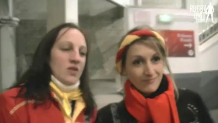 Interview supporters RCT - USAP