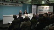 Jean Cheval, Directeur finances et risques de NATIXIS - Salon Actionaria 2013 : Agora des Présidents