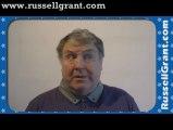 Russell Grant Video Horoscope Sagittarius November Tuesday 26th 2013 www.russellgrant.com