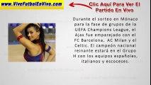 AJAX vs FC Barcelona Jornada 5 UEFA Champions League - Liga De Campeones 26 De Noviembre