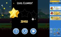 Angry Birds Friends Tournament Week 80 Level 2 High Score 110k (No Power-ups) 25-11-2013