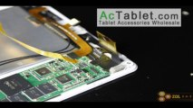 Touch Screen Replacement – Chuwi V88 V88S V88HD Tablet Disassembly