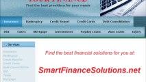 SMARTFINANCESOLUTIONS.NET - Chapter 7 and FHA loans?