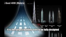 The X Seed 4000, the 4000 meter tall building (Remade)