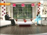 Abdul Samad, in morning show, with Anoushey, (Subha Kay Dus) Topic: What is Samda Healing System?, on Health TV